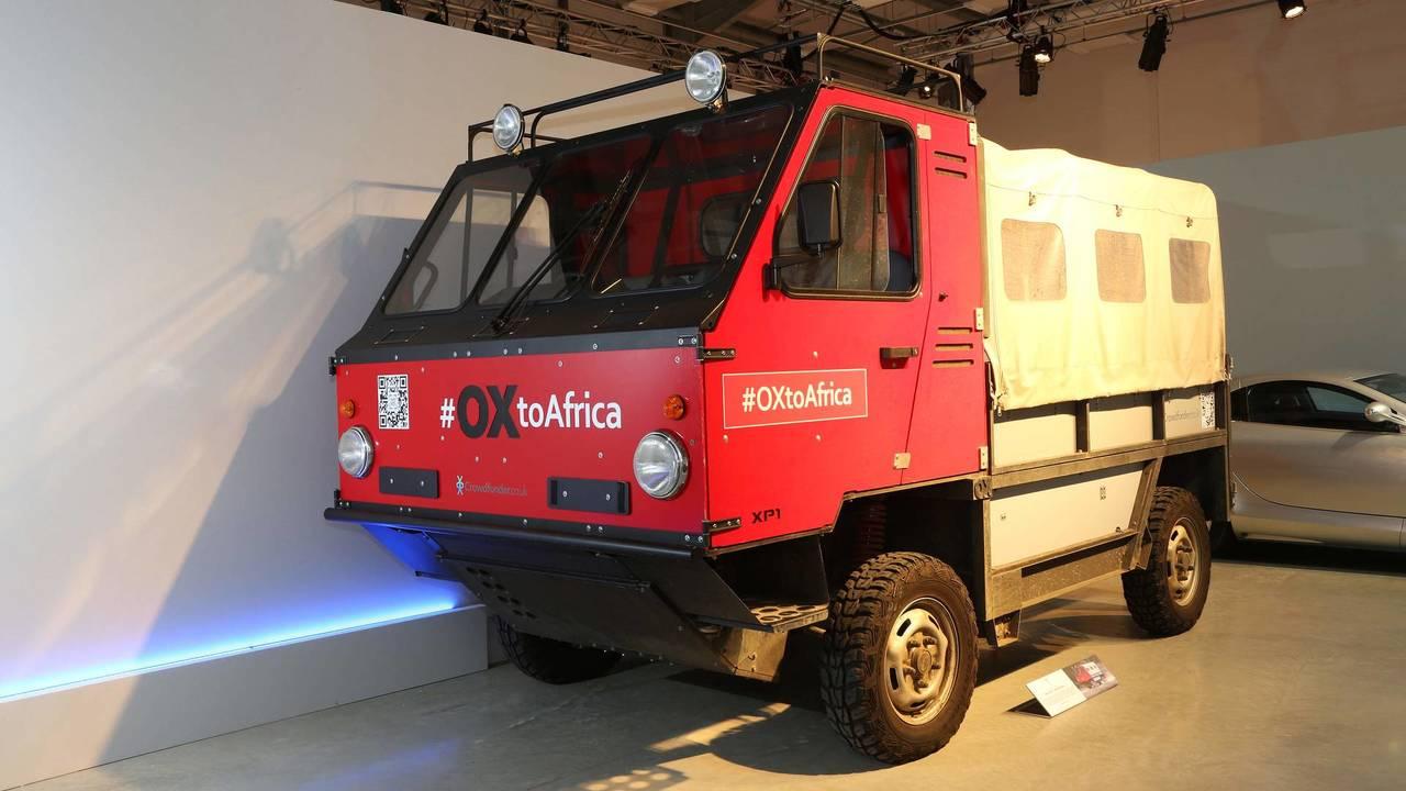 2016 Global Vehicle Trust Ox