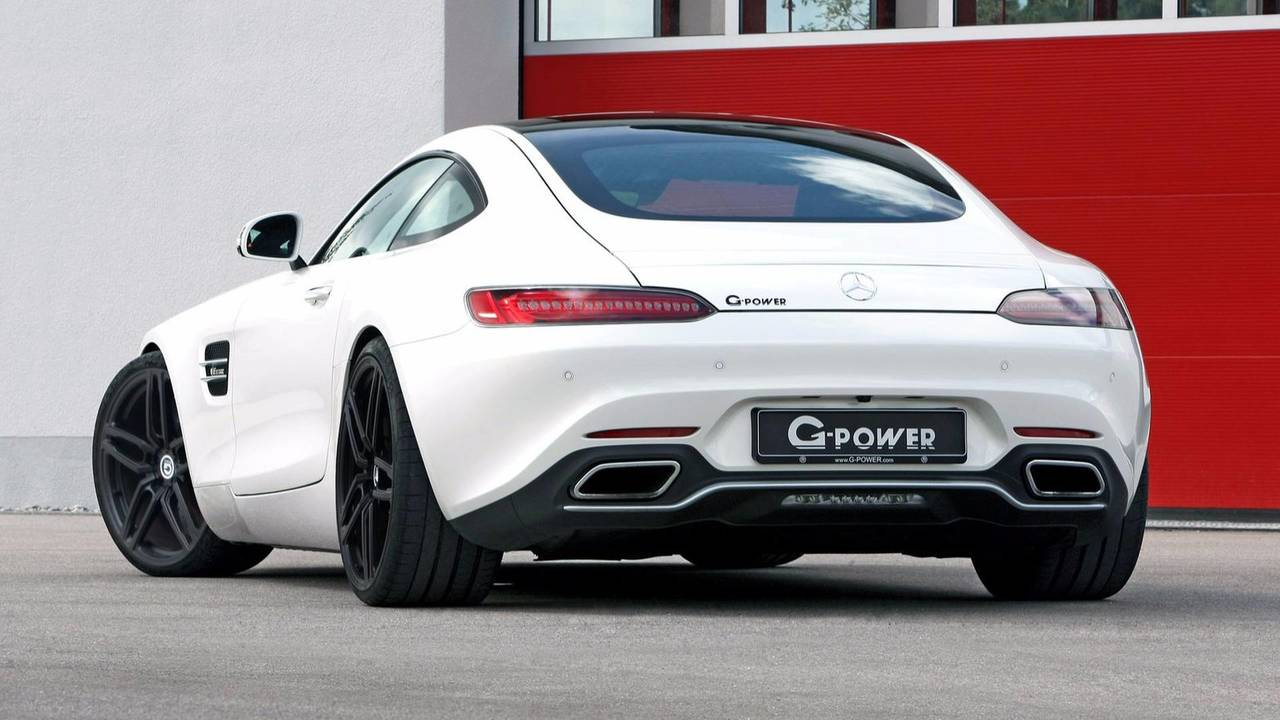 Mercedes-AMG GT S G-Power