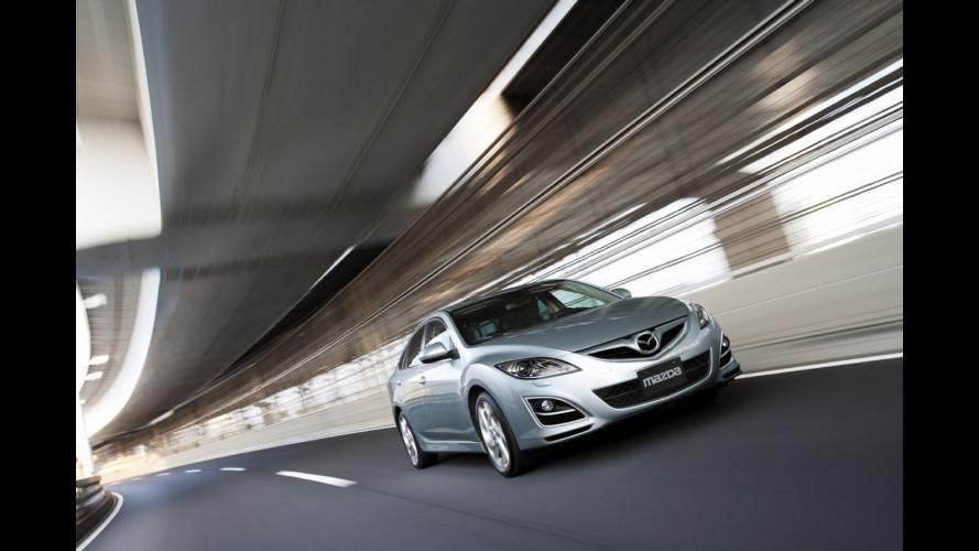 Mazda6 facelift al Salone di Ginevra 2010