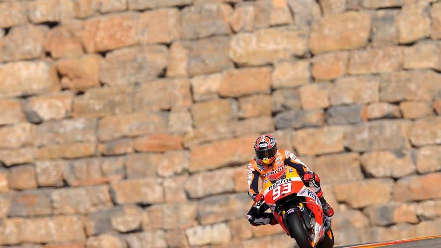 Los horarios del Gran Premio de Aragón de MotoGP 2018
