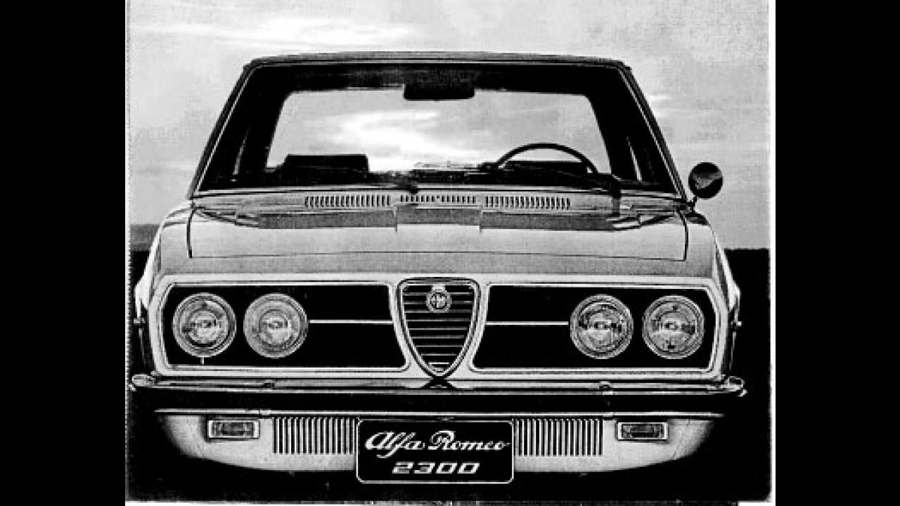 Alfa Romeo 2300 m.y. 1974