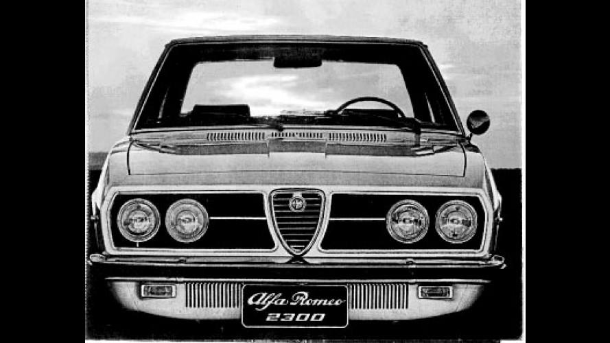 Le Alfa Romeo Brasiliane