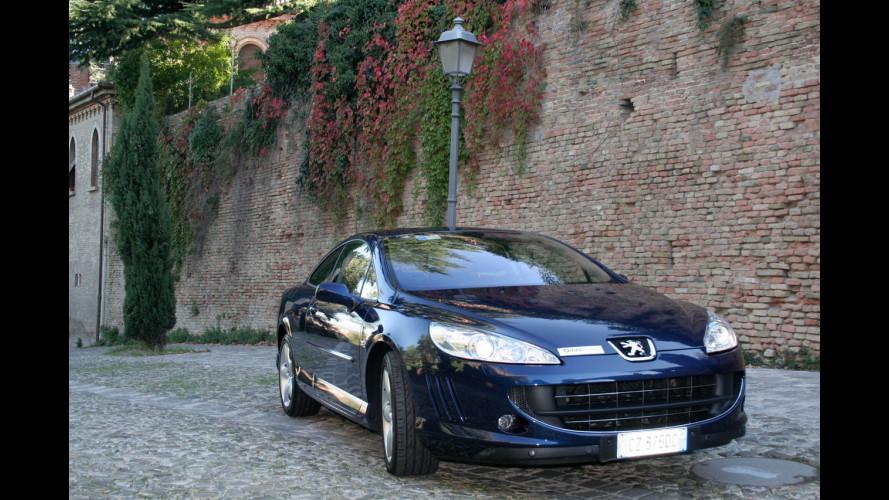Peugeot 407 Coupè 2.7 HDI Feline FAP