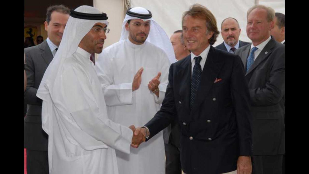 Parco Tematico Ferrari ad Abu Dhabi