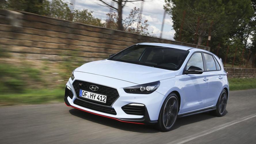 Hyundai veut une rivale à la Volkswagen Golf R