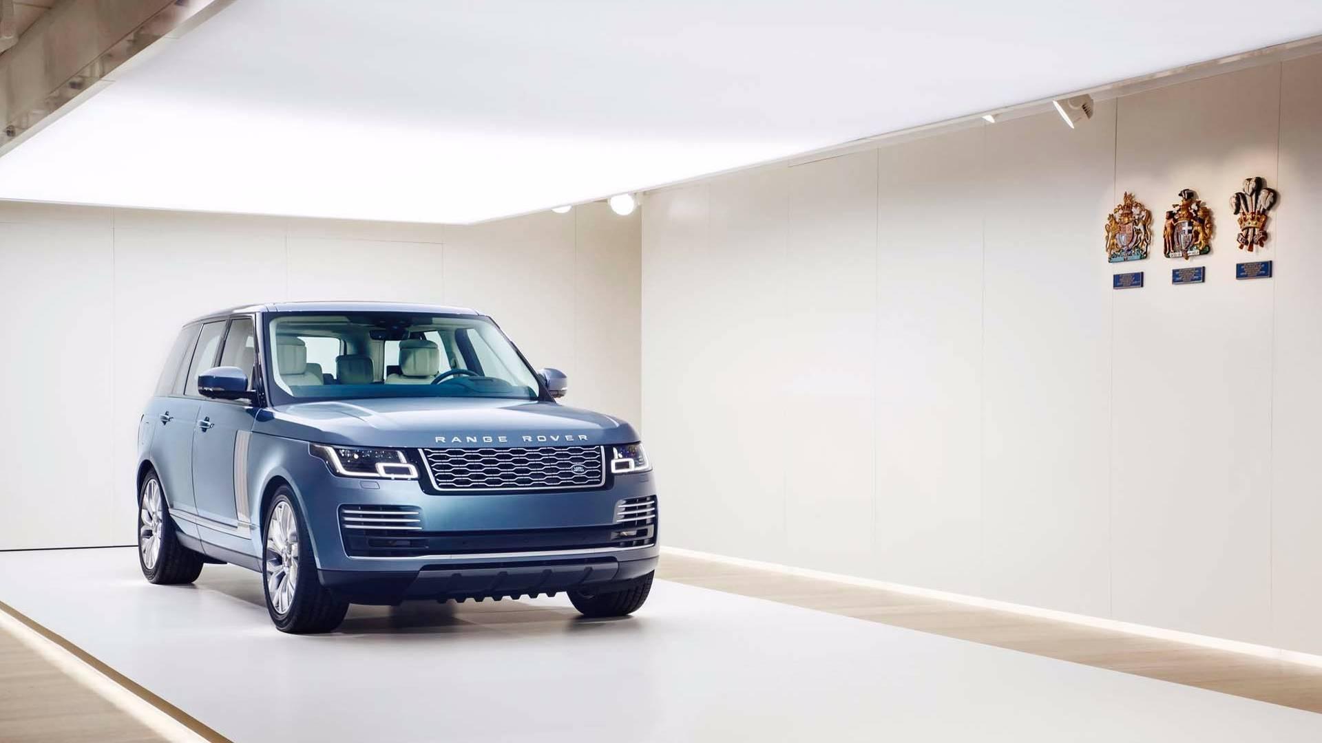 El Range Rover 2018 Se Pone Al Día Con Un Restyling