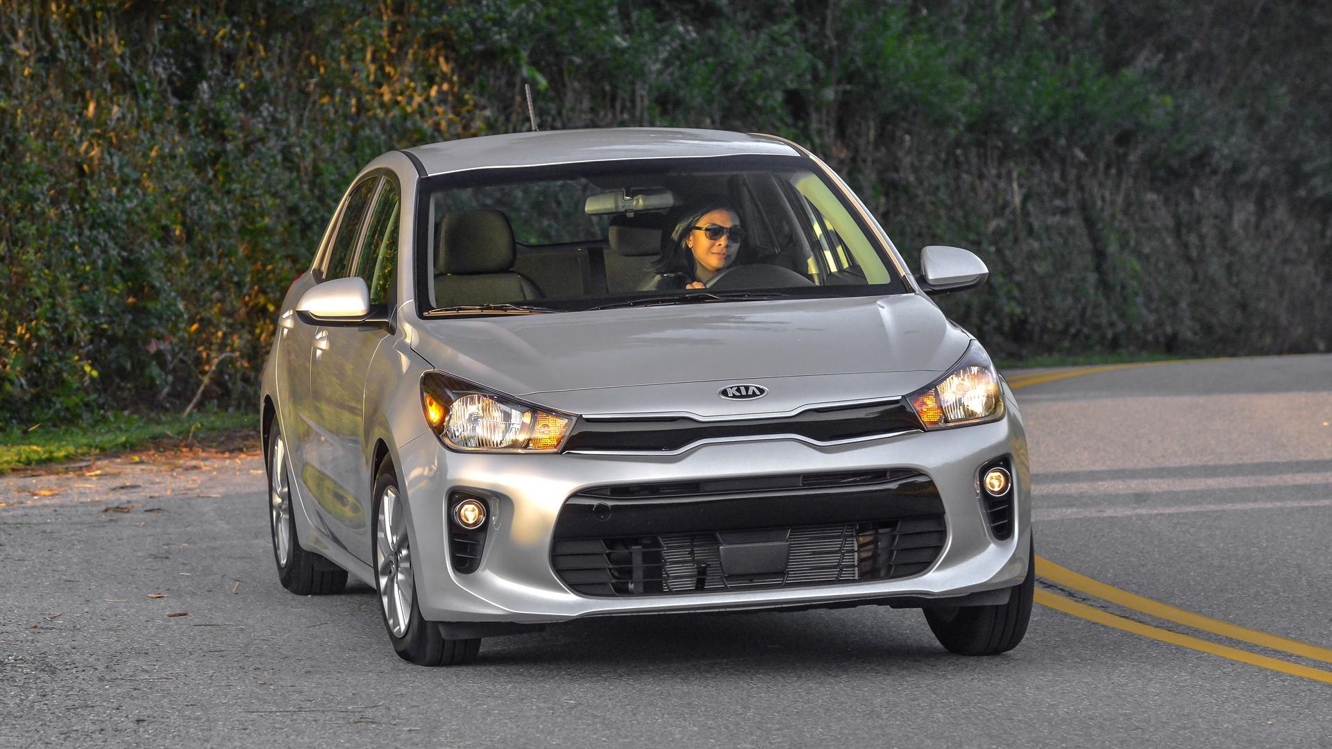 2018 Kia Rio First Drive Little Car Big Improvements
