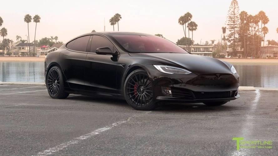Tesla Model S T Sportline