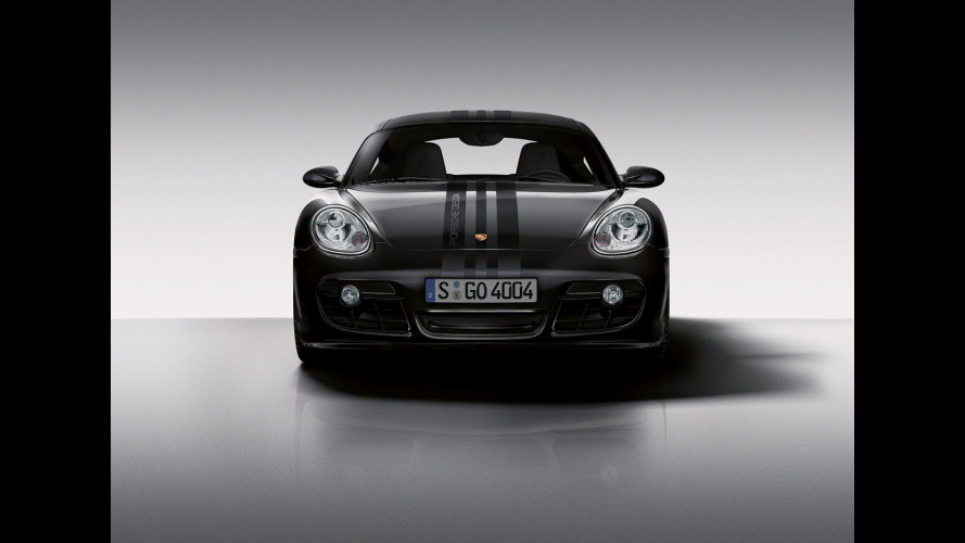 Porsche Cayman S Design Edition 1