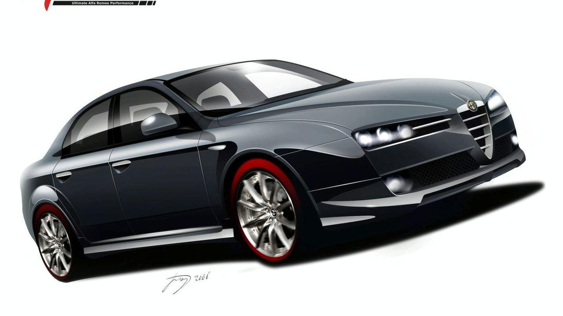 Autodelta 159 J4 2 2 Development Project