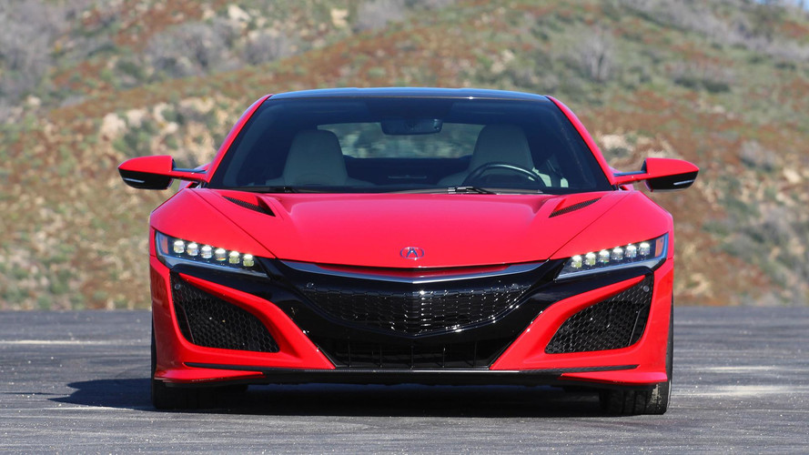 Acura issues NSX recalls to replace fuel tanks, third brake light