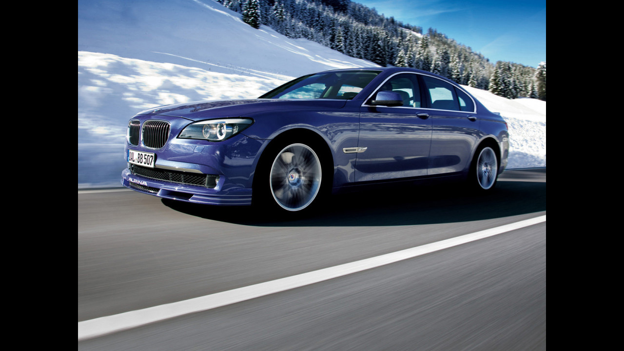 Alpina B7 Bi-Turbo Allrad