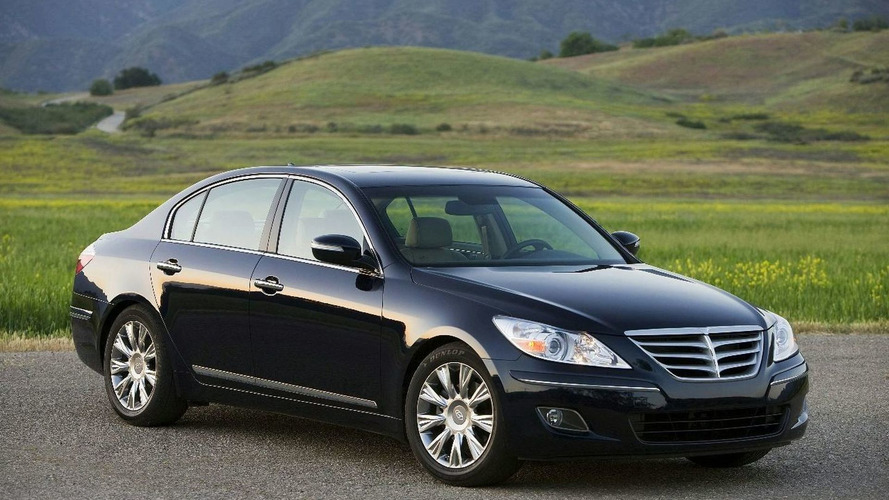 Hyundai Genesis Pricing for US Announced