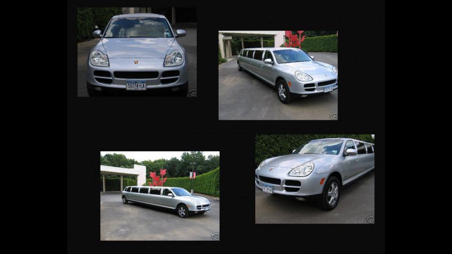 Porsche Cayenne Limousine