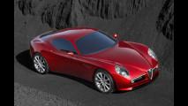 Alfa Romeo 8C: pronta per il 2007