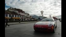 La quarta tappa, da Golmud a Lhasa