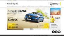 Ofertas: Renault Mégane 2018 con descuento