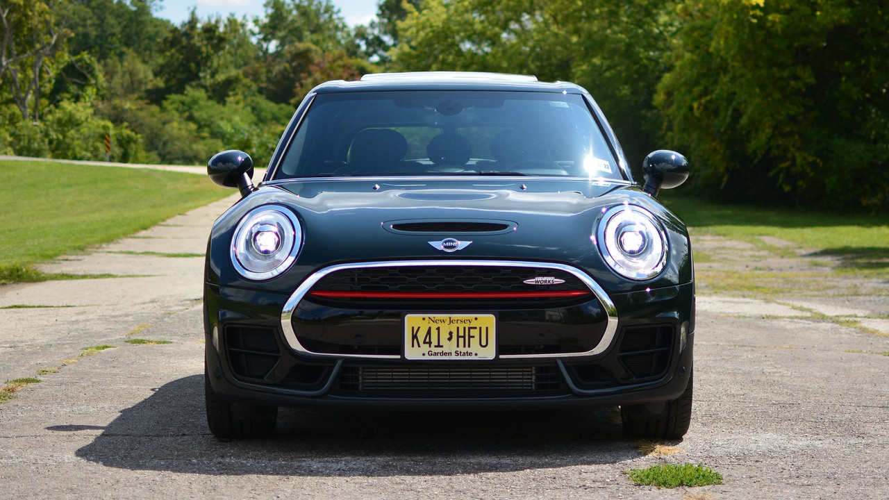 2017 Mini John Cooper Works Clubman Review Motor1com Photos