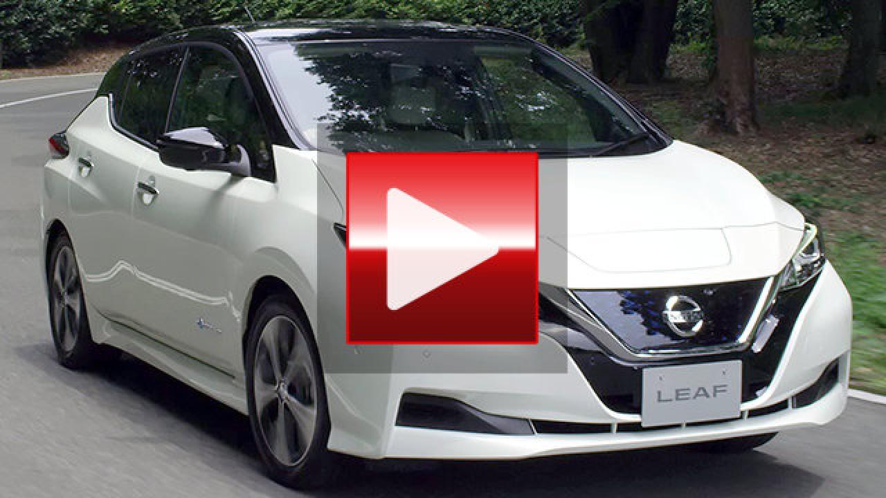 Der neue Nissan Leaf