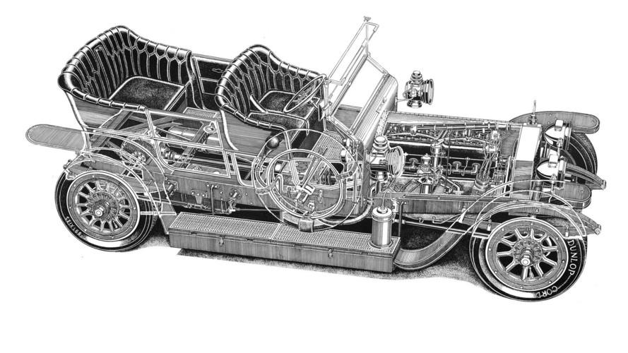 VIDÉO - Rolls Royce, vedette discrète de la collection Schlumpf