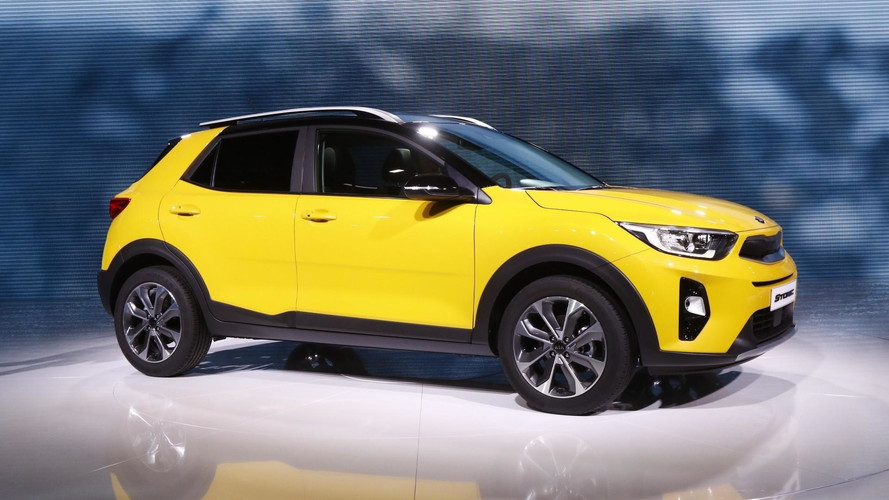 Kia Stonic Arrives At IAA As Brand's Most Customizable Model Ever