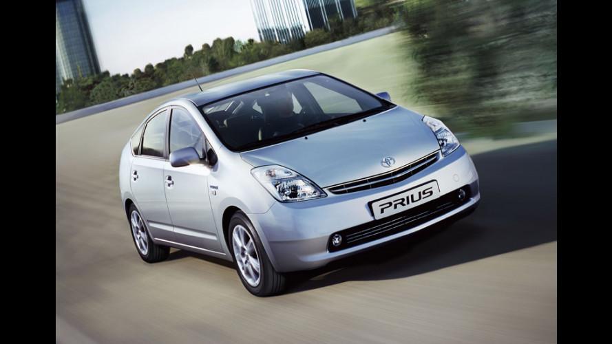 Record di vendite per Toyota Prius in Europa
