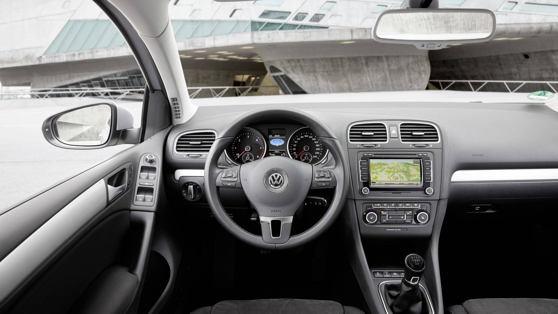 Tune In To See How The Vw Golf S Radio Has Evolved Over The Years