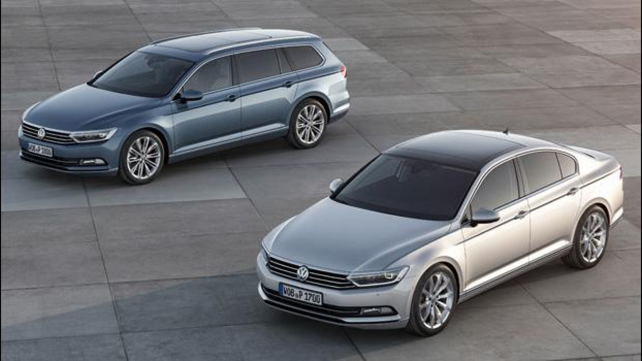 [Copertina] - Nuova Volkswagen Passat, oltre la media