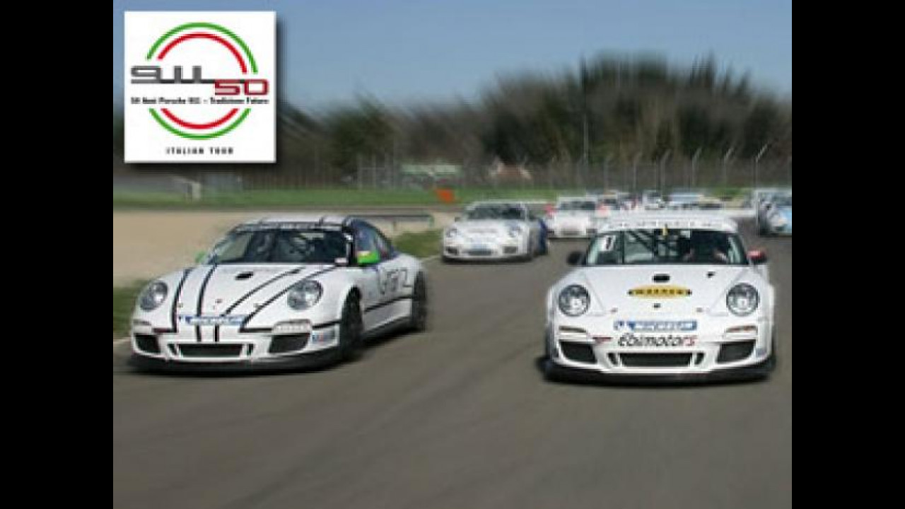 [Copertina] - 50 anni Porsche 911, appuntamento a Monza