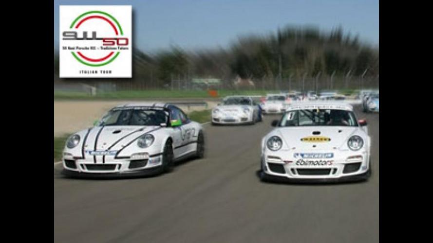 50 anni Porsche 911, appuntamento a Monza