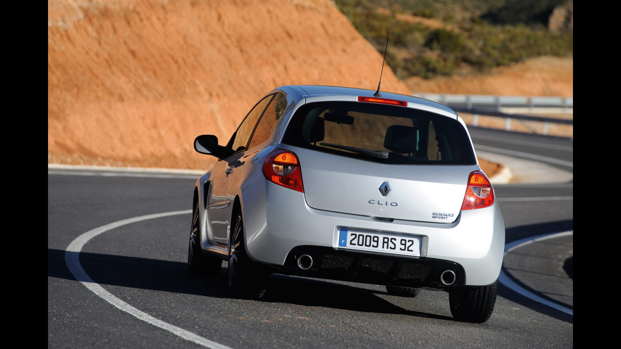 Clio Renault Sport Restyling