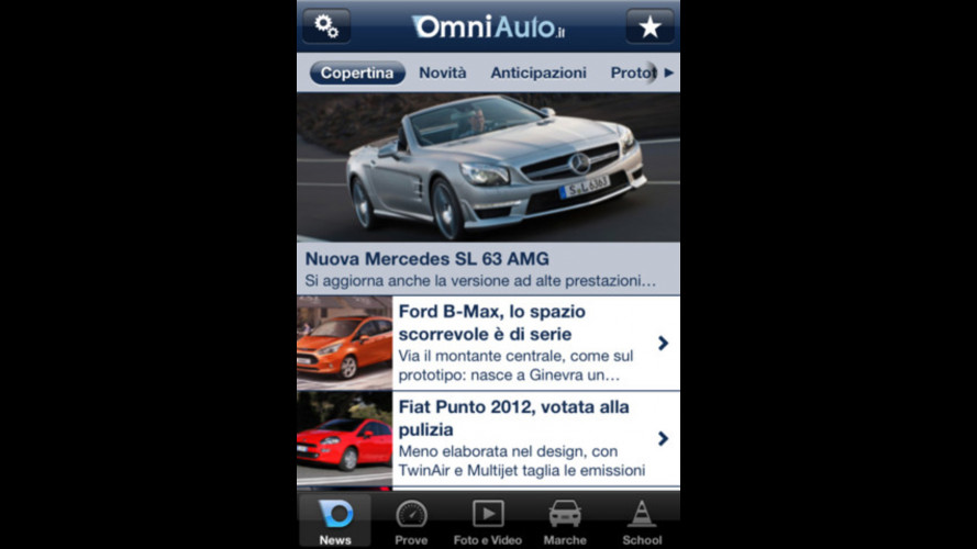 OmniAuto.it è anche su iPhone