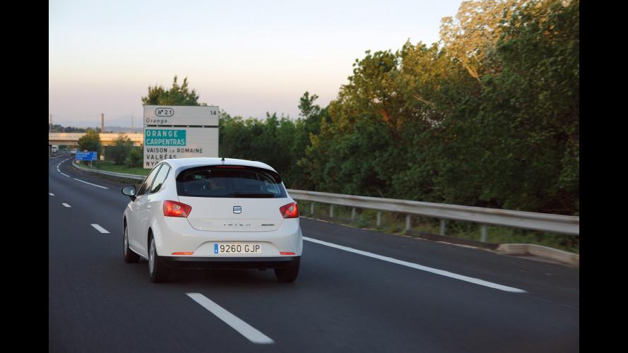Seat Ibiza Ecomotive: è record