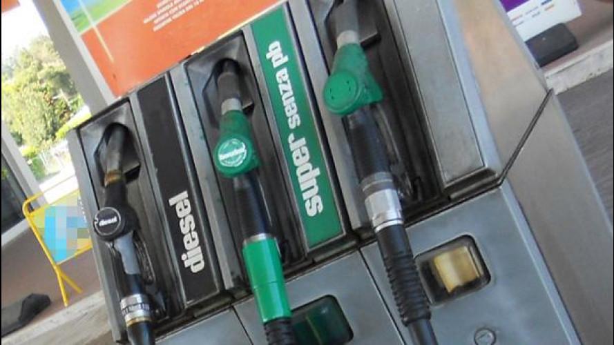 Accise sulla benzina: l'Erario ci guadagna, ma...