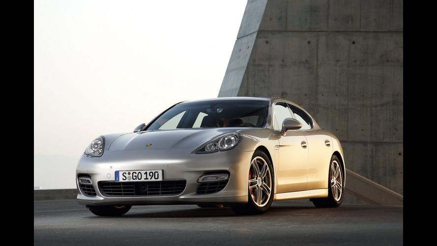 Porsche Panamera: finalmente il debutto a Shanghai