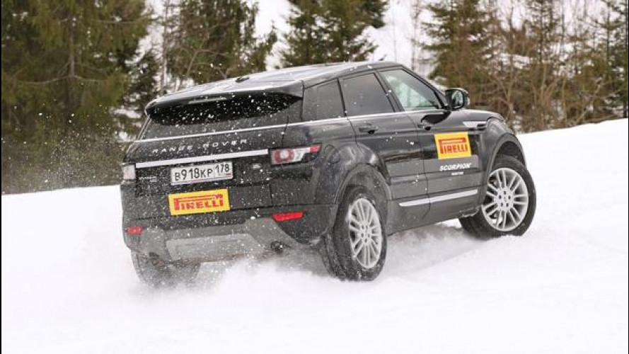 Gomme invernali Pirelli: tutti gli pneumatici da neve e per l'inverno