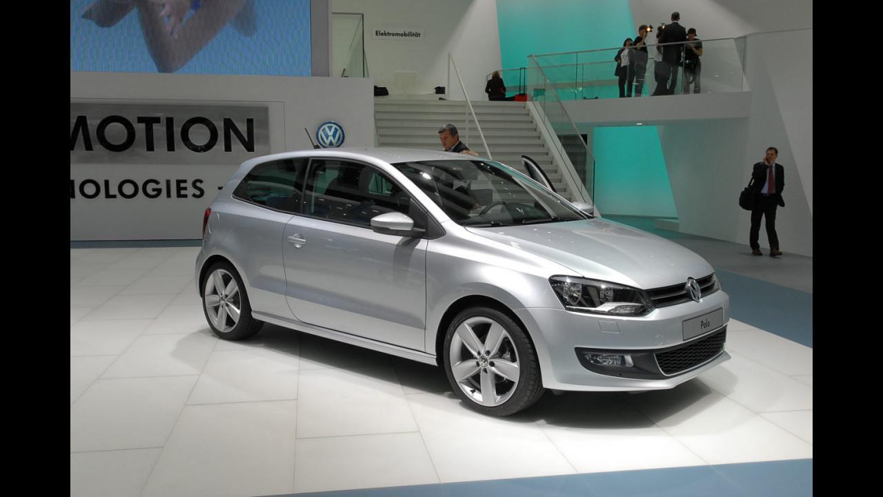 Volkswagen Polo 3 porte al Salone di Francoforte 2009