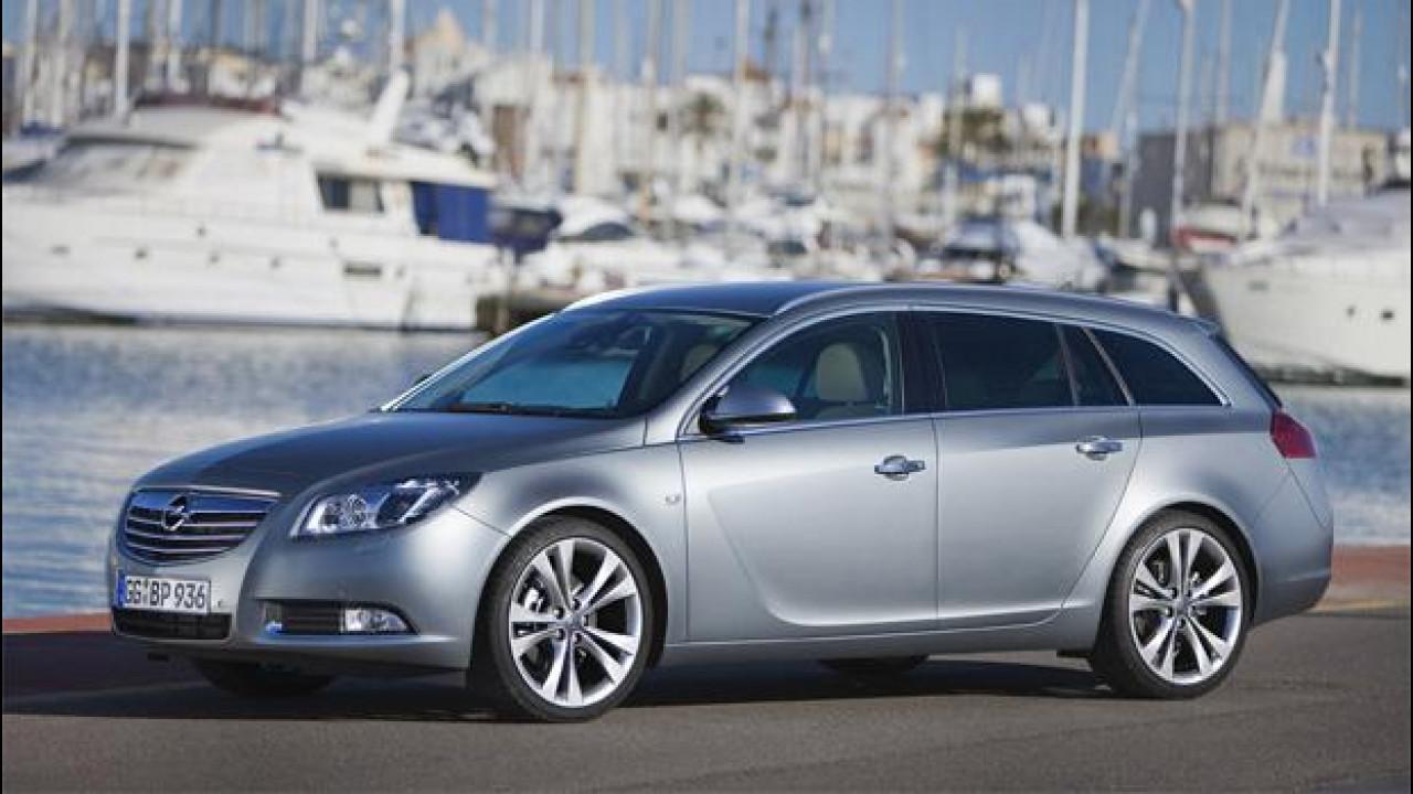 [Copertina] - Opel Insignia 1.4 Turbo GPL 140 CV