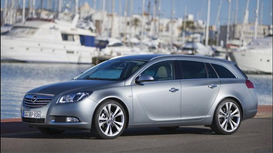 Opel Insignia 1.4 Turbo GPL 140 CV