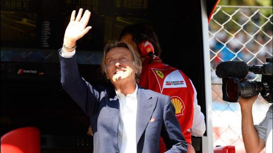Montezemolo, da Ferrari verso Alitalia con 27 milioni di liquidazione