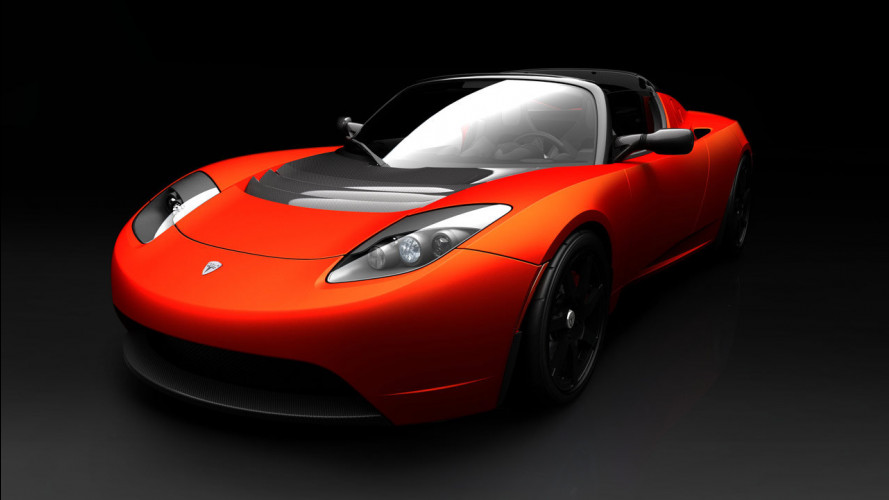 Tesla Motors rilancia l'elettrico