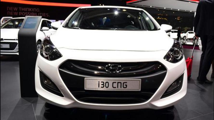Salone di Parigi, anche Hyundai punta sul metano