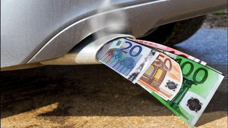 Prezzi benzina e diesel, dopo gli sconti si risale