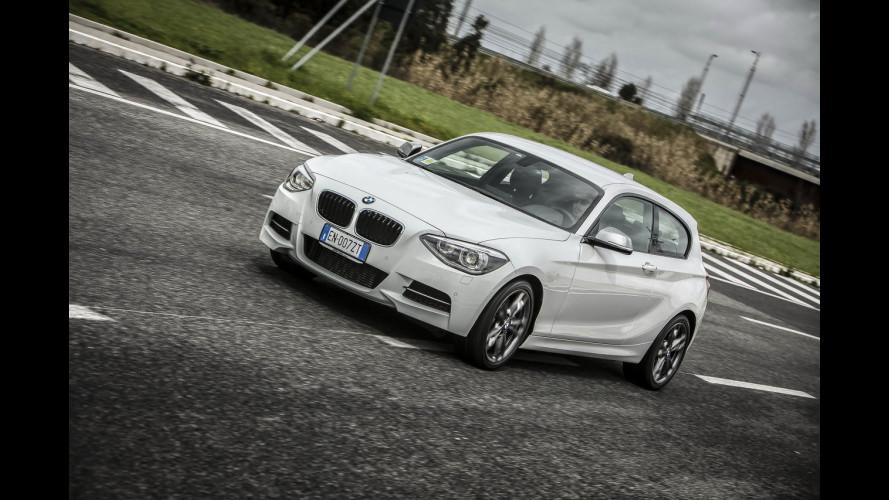 BMW M135i, supercar in incognito