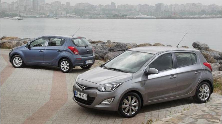 Hyundai i20, la nuova da 11.250 euro