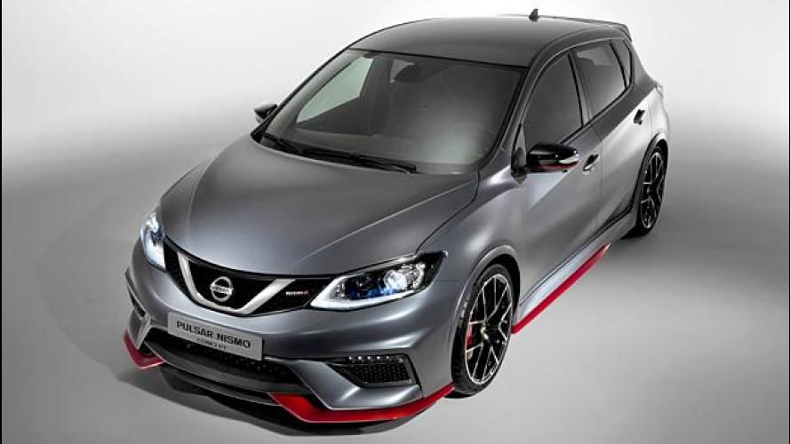 Nissan Pulsar Nismo, antipasto sportivo