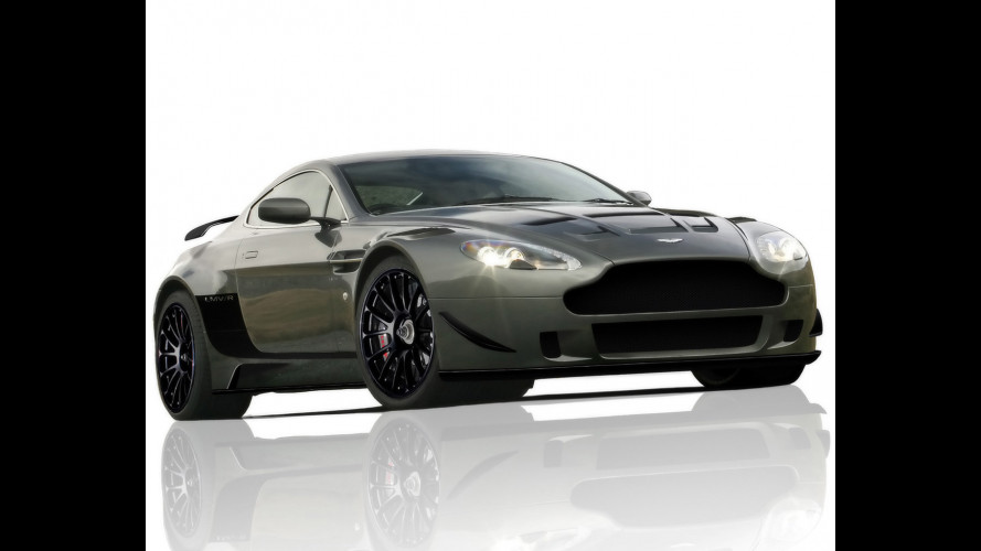 "Elite LMV/R: l'Aston Martin Vantage ""light"""