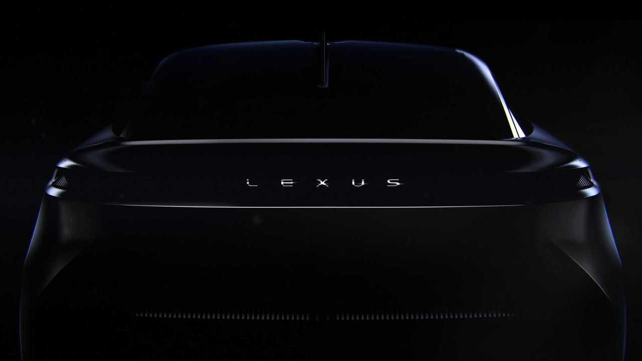 Lexus еще раз намекнул на будущее своих моделей