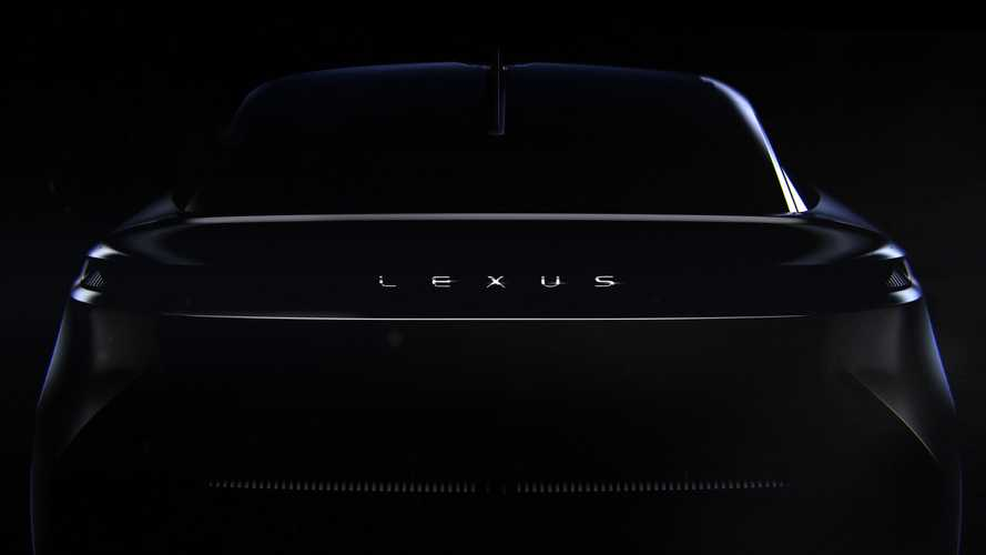2021 Lexus teases bold new concept car to preview brand vision