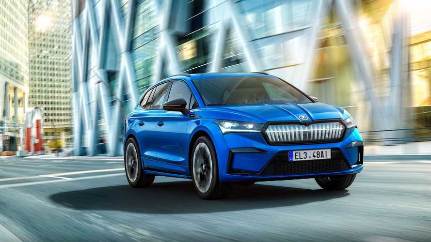 Skoda Announces Sportier Version Of Enyaq iV